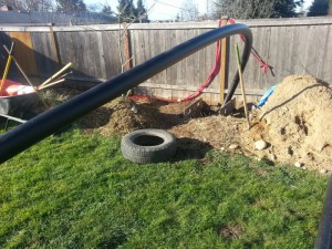 Sewer Pipe Repair