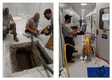 sewer repair trenchless pictures