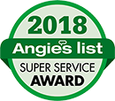 Angie's List 2018 Super Service