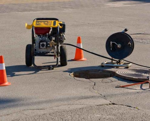 sewer camera inspection services in Cincinnati, OH
